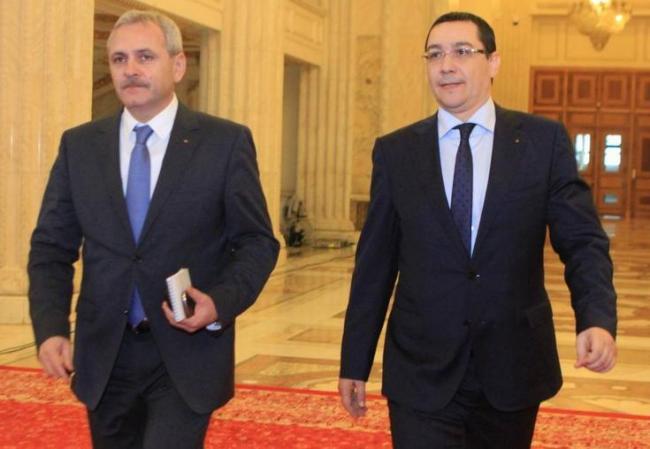 Preşedintele PSD L-am căutat ieri pe Victor Ponta, l-am căutat de câteva ori la telefon, nu mi-a răspuns