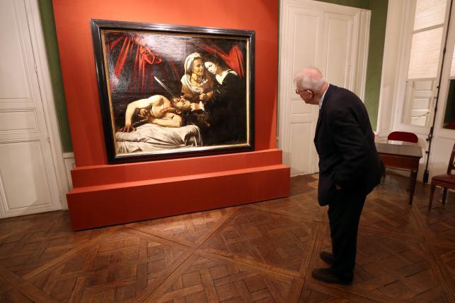 Tabloul găsit în podul unei case este un Caravaggio estimat la 137 milioane $, consideră experții