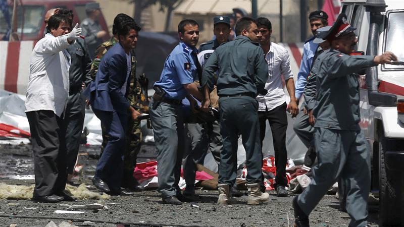 Explozia din Kabul a ucis 80 de oameni