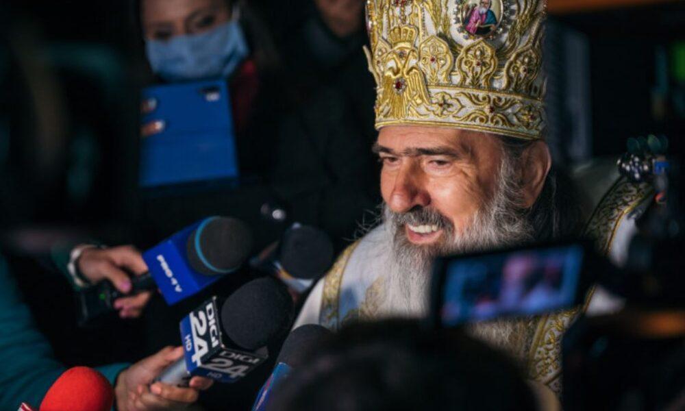 Politistii si Jandarmii au amendat credinciosii prezenti la slujba in Constanta