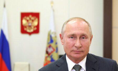Sputnik-V Vladimir Putin