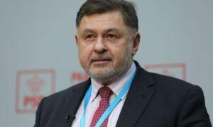 Alexandru Rafila nu exclude sa impuna LOCKDOWN