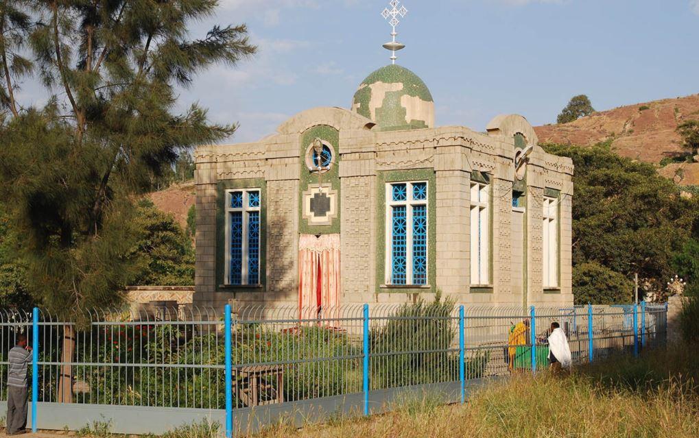 Masacru la Biserica Ortodoxa Orientala din Etiopia