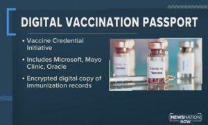 Microsoft, Oracle si Fundatia Rockefeller vor crearea unui PASAPORT DIGITAL de vaccinare