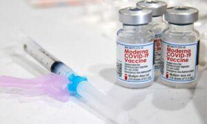 Vaccinul Moderna, RETRAS dintr-un centru din California